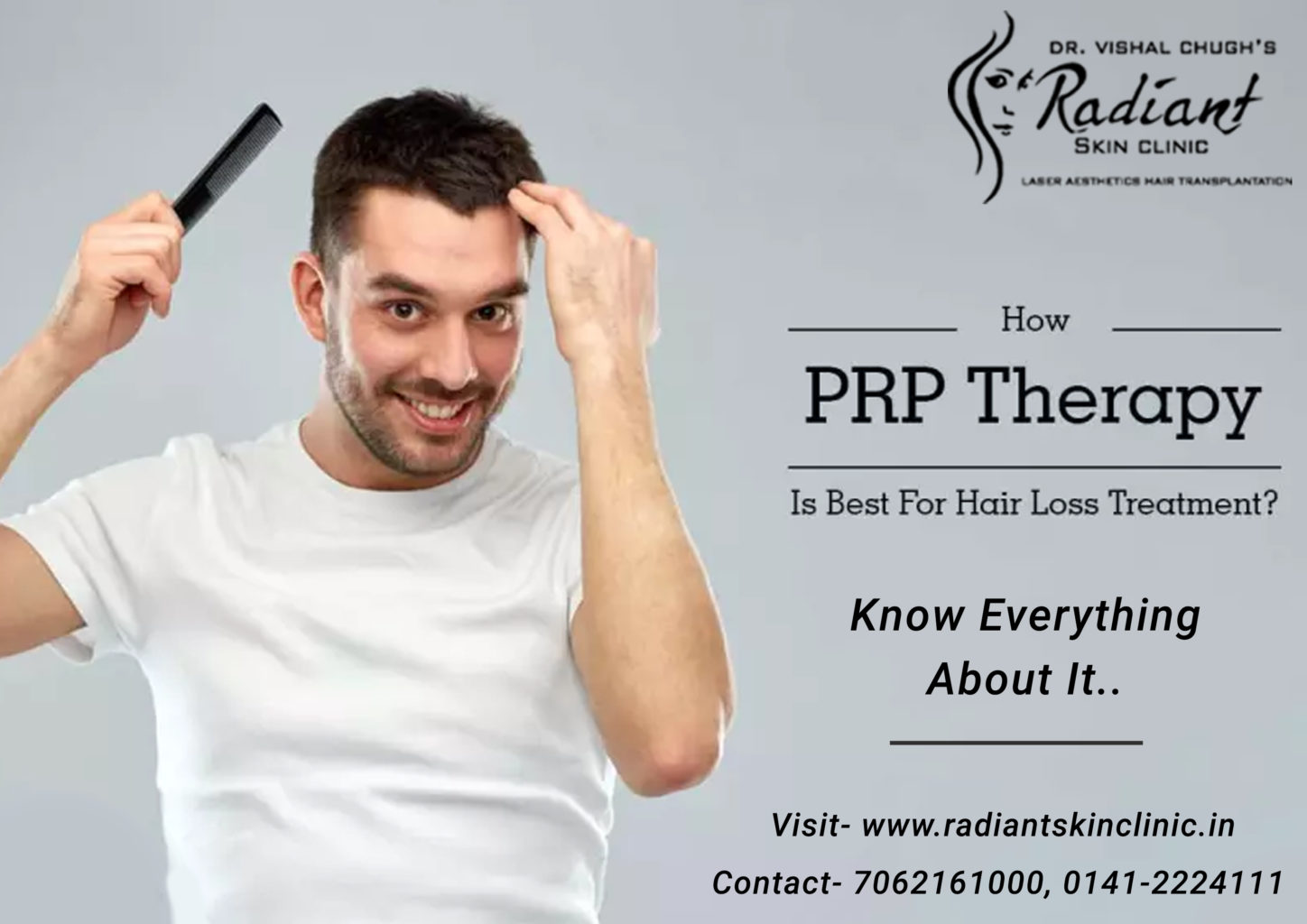 prp therapy in jaipur