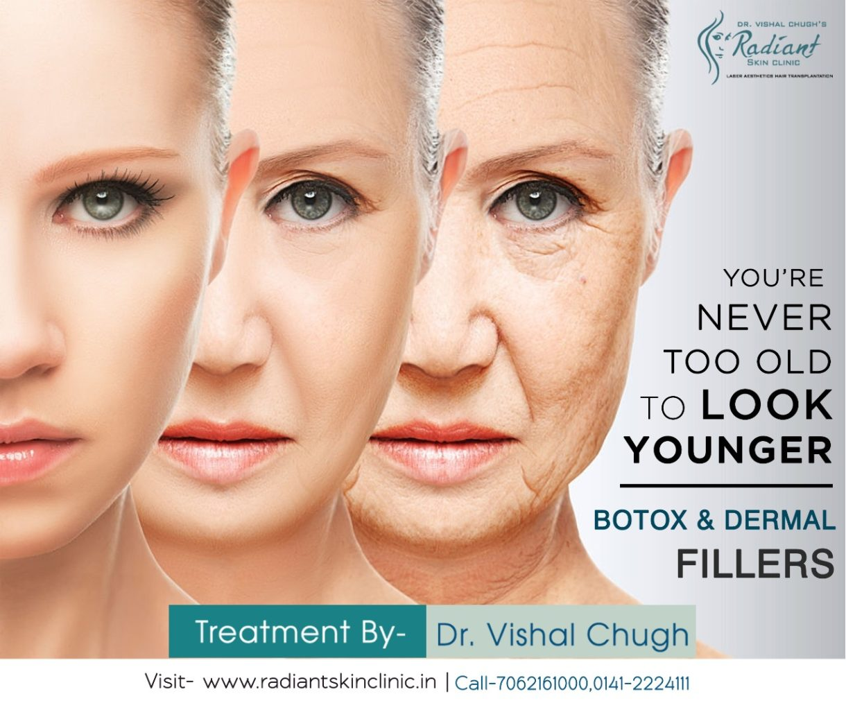 looking for botox and filler treatment in Jaipur