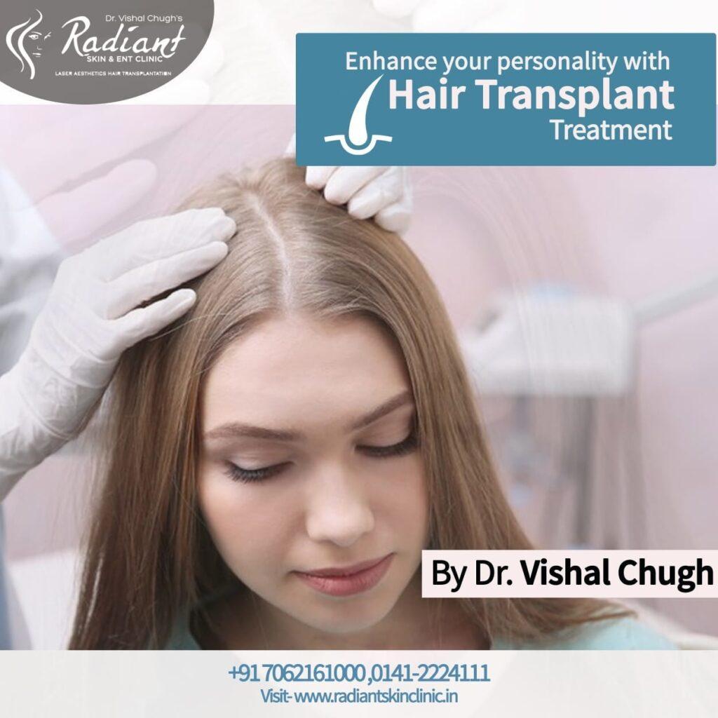 best hair doctor in jaipur